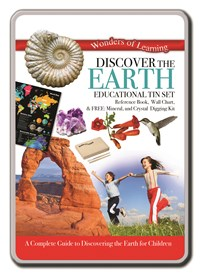 Discover the Earth – Wonders of Learning Tin Set