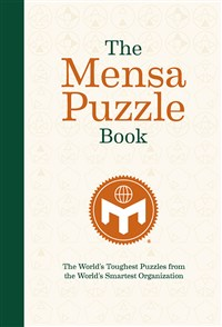 The Mensa Puzzle Book