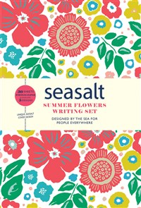 Seasalt: Summer Flowers Boxed Writing Set