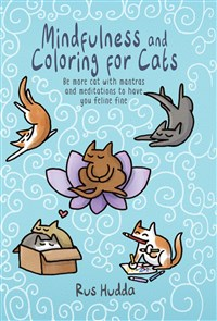 Mindfulness and Coloring for Cats