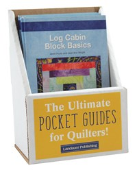 Log Cabin Block Basics Prepack