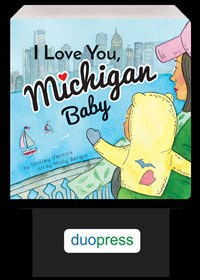 I Love You, Michigan Baby 6-Copy PPK
