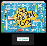 Go, New York, Go! 6-Copy PPK
