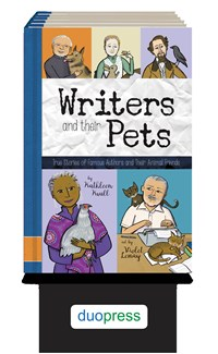 Writers and Their Pets 6-copy PPK