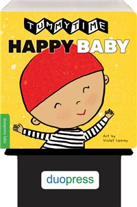 TummyTime: Happy Baby 6-copy display