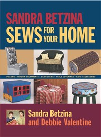 Sandra Betzina Sews for Your Home