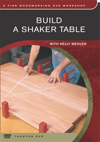 Build a Shaker Table