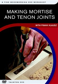 Making Mortise-and-Tenon Joints