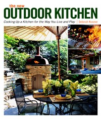 The New Outdoor Kitchen