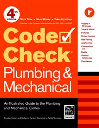 Code Check Plumbing & Mechanical 4th Edition