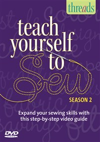 Teach Yourself to Sew - Season 2