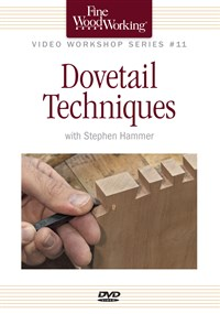 Fine Woodworking Video Workshop Series - Dovetail Techniques
