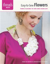 Easy-to-Sew Flowers