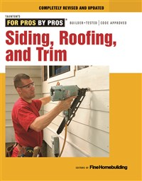 Siding, Roofing, and Trim
