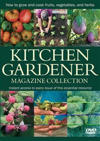 Kitchen Gardener Magazine Collection