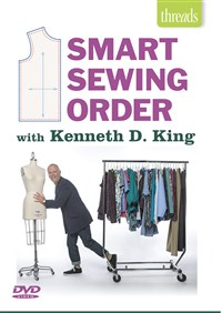 Smart Sewing Order with Kenneth D. King