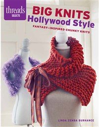 Big Knits Hollywood Style