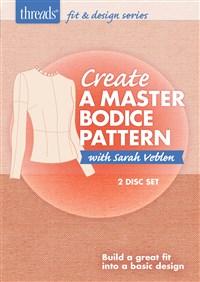 Create a Master Bodice Pattern