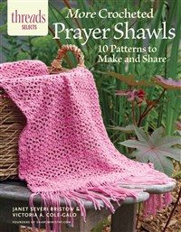 More Crocheted Prayer Shawls
