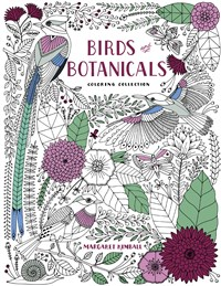 Birds and Botanicals Coloring Collection