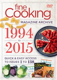 Fine Cooking 2015 Magazine Archive