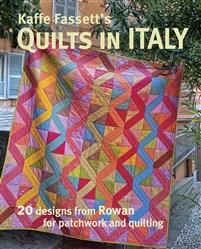 Kaffe Fassett's Quilts in Italy