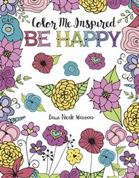 Color Me Inspired: Be Happy