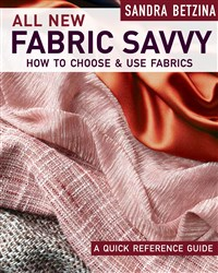 All New Fabric Savvy