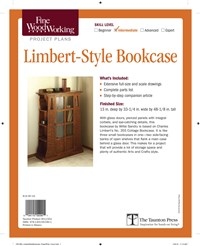 Fine Woodworking's Limbert-Style Bookcase