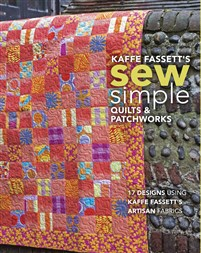 Kaffe Fassett's Sew Simple Quilts & Patchworks