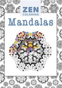 Zen Coloring - Mandalas