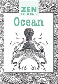 Zen Coloring - Ocean