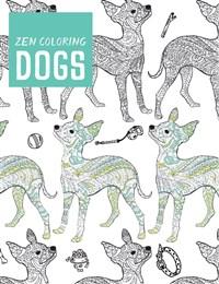 Zen Coloring - Dogs