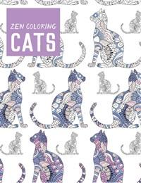 Zen Coloring - Cats