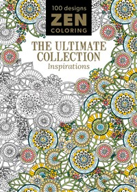 Zen Coloring - The Ultimate Collection Inspirations