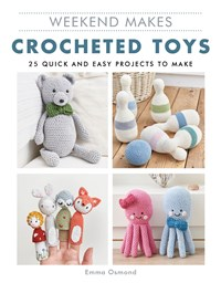 Weekend Makes: Crocheted Toys