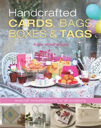 Handcrafted Cards, Bags, Boxes & Tags