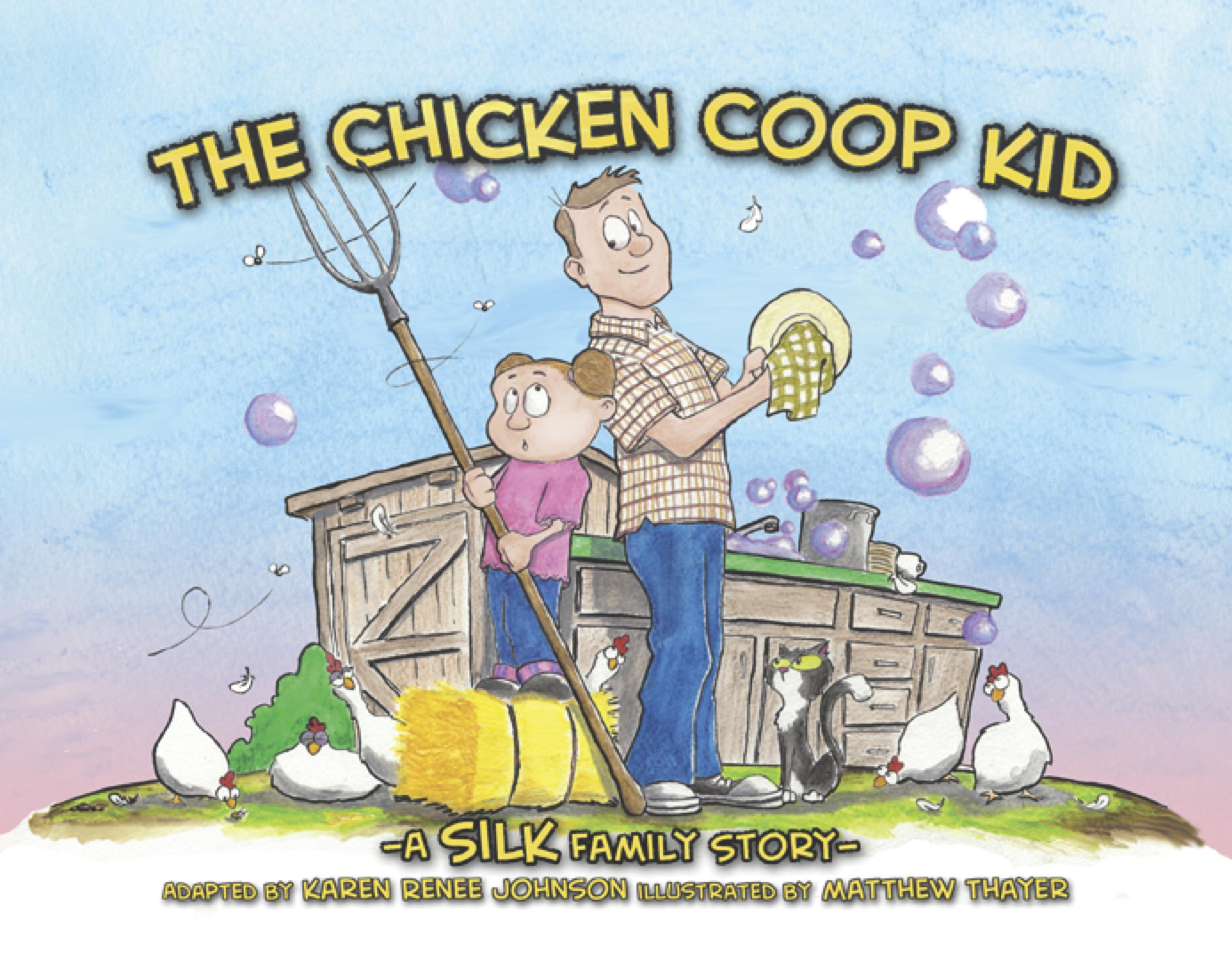 Chicken Coop Kid