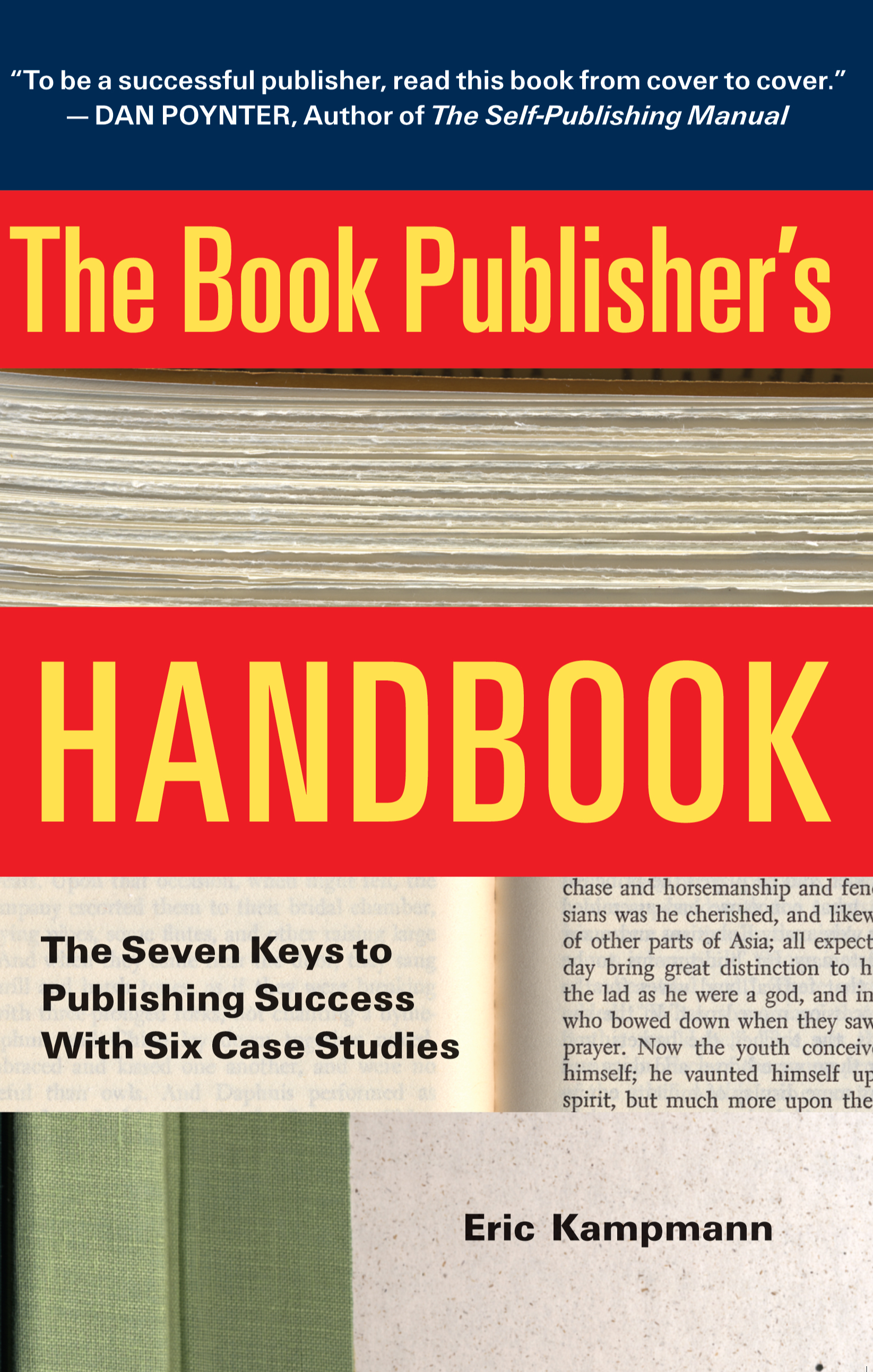 The Book Publisher's Handbook