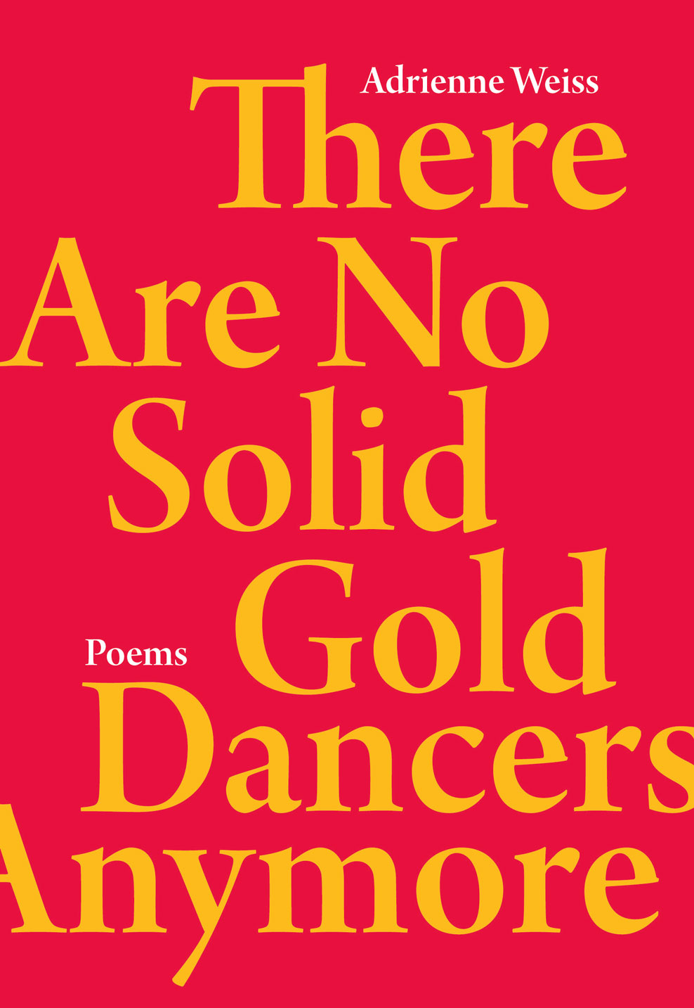 There Are No Solid Gold Dancers Anymore