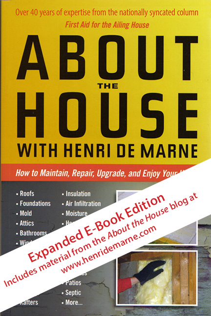 About the House with Henri de Marne: Expanded E-Book Edition