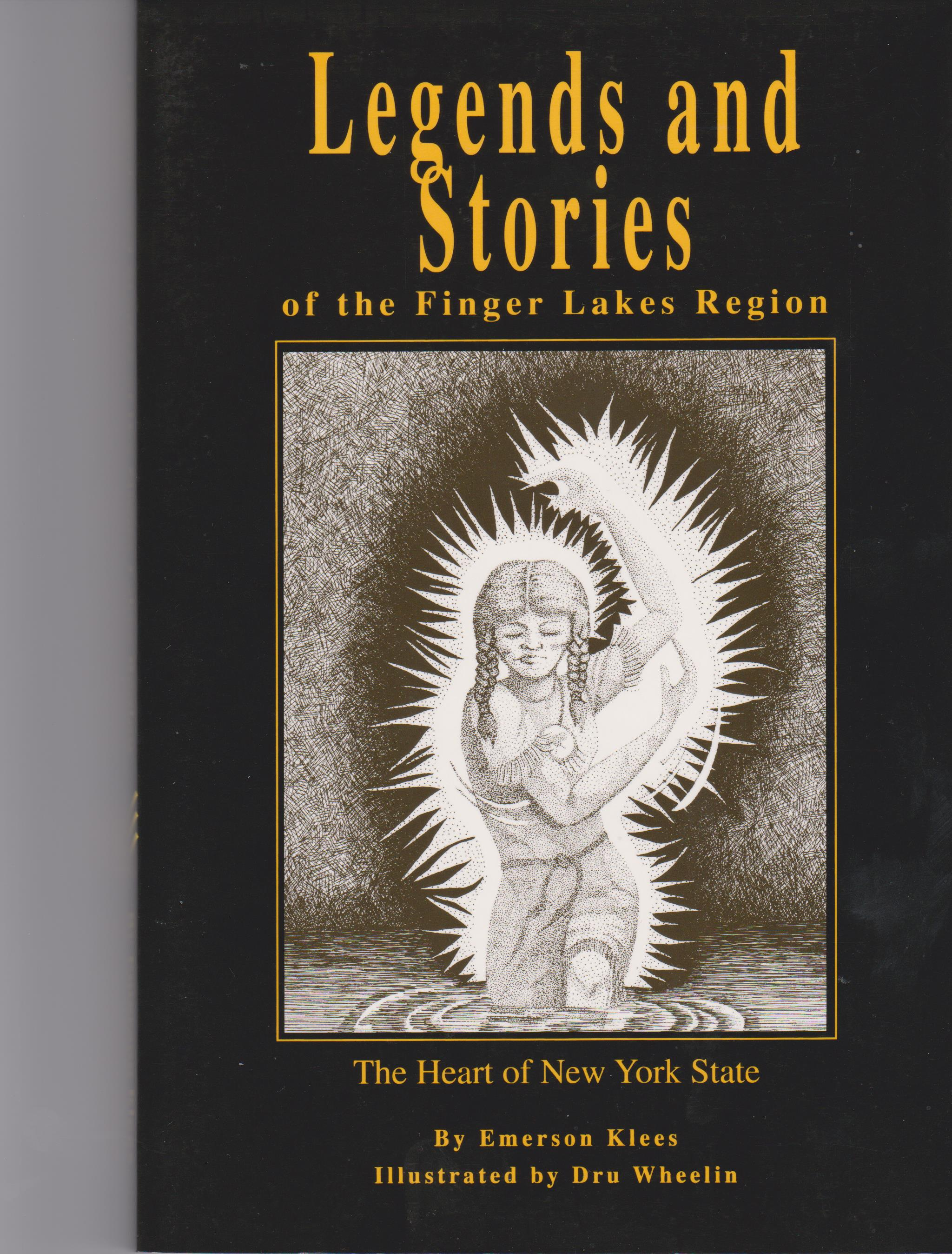 Legends and Stories of the Finger Lakes Region