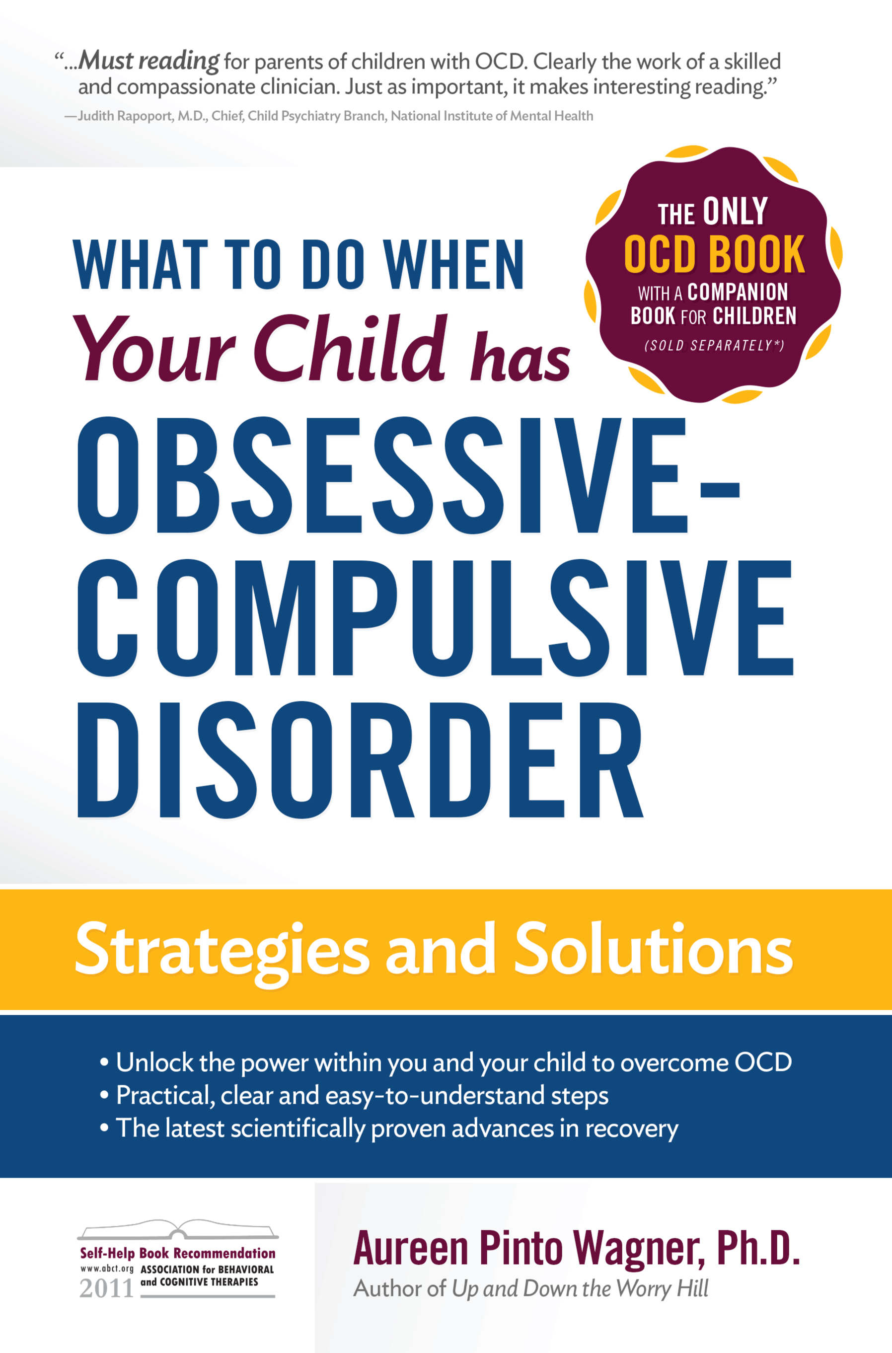 What to do when your Child has Obsessive-Compulsive Disorder
