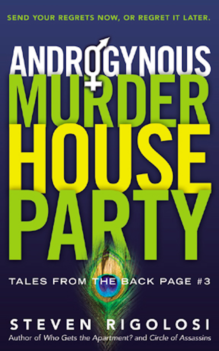 Androgynous Murder House Party