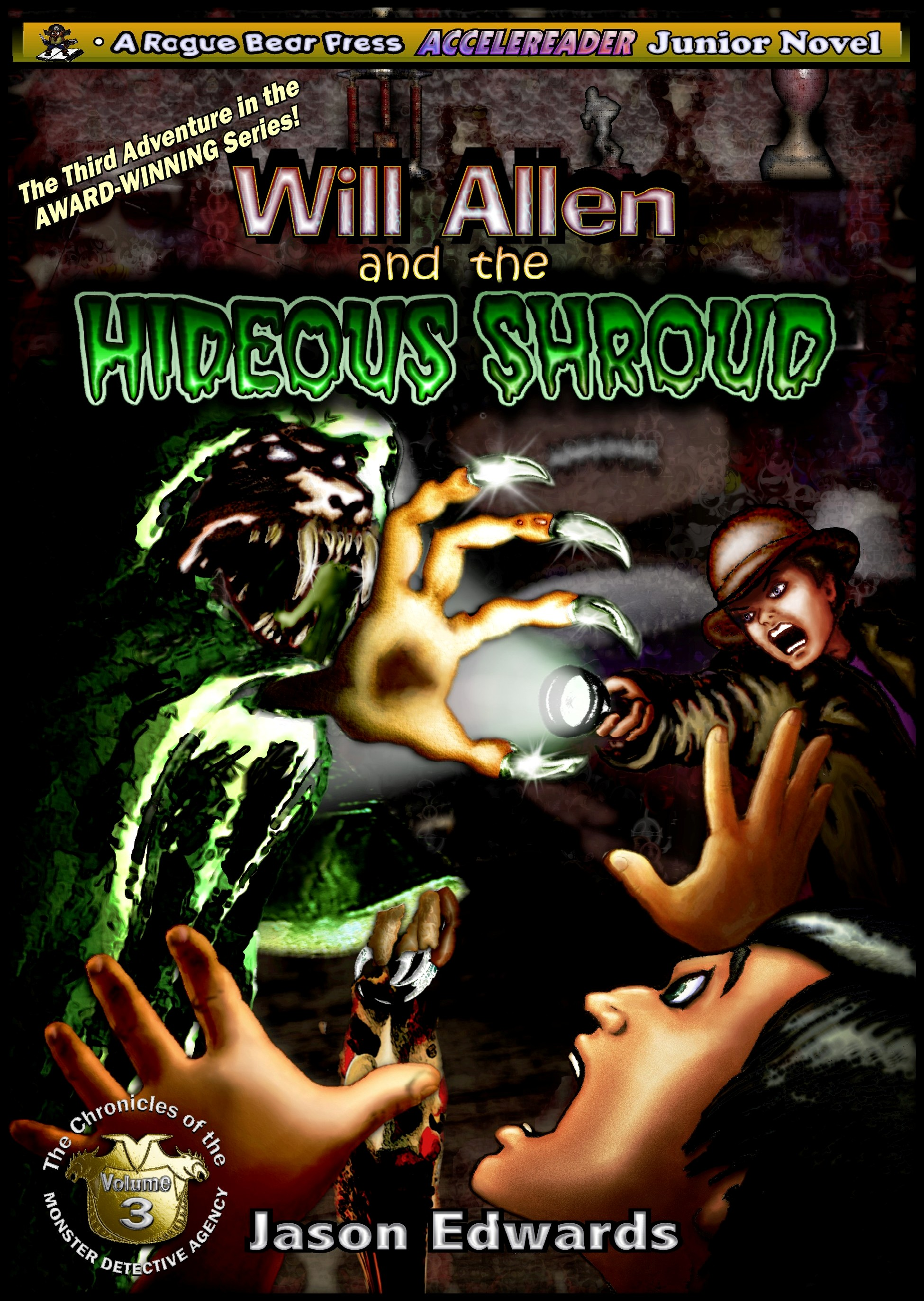 Will Allen and the Hideous Shroud