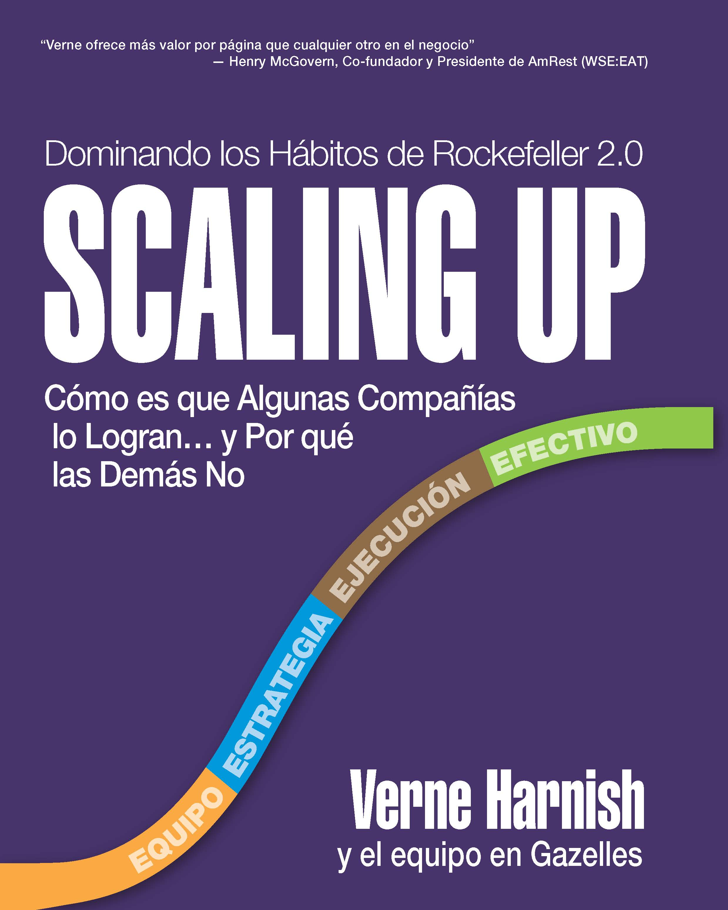 Scaling Up (Dominando los Hábitos de Rockefeller 2.0)