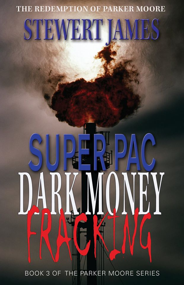 Super PAC Dark Money Fracking