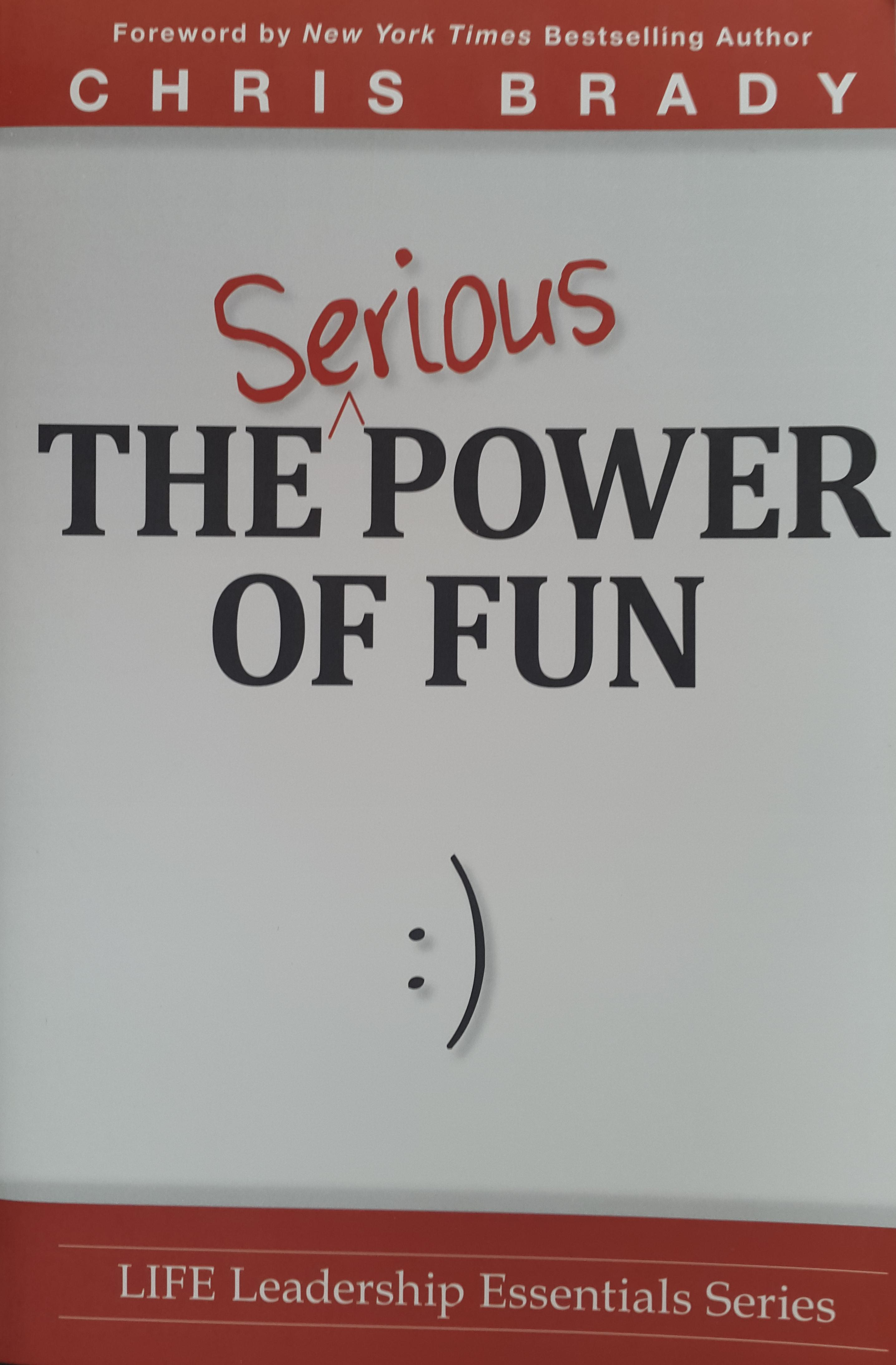 The Serious Power of Fun.