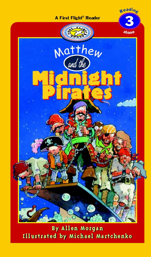 Matthew and the Midnight Pirates