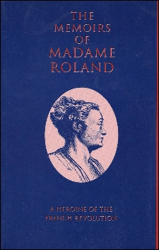 Memiors of Madame Roland